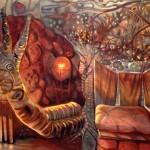 Artwork called Topanga, 2010