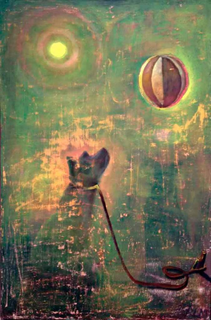 Dog Balloon, 2002