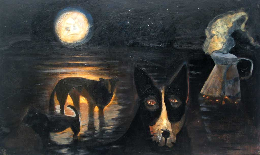 Howling for Coffee, 2008