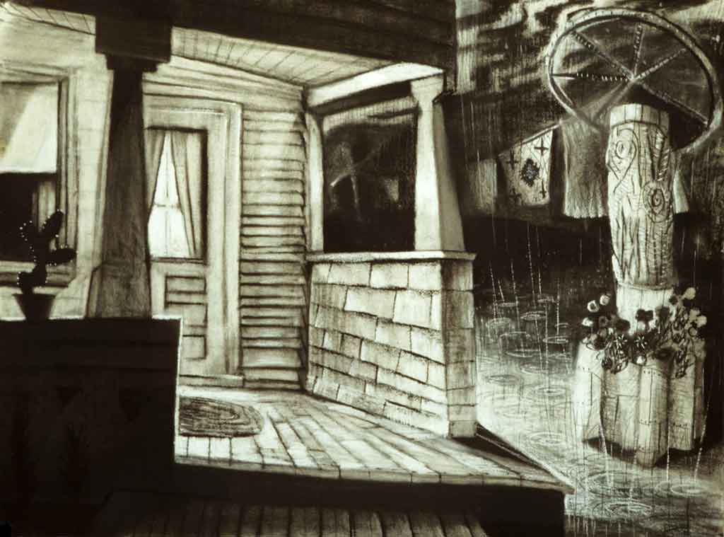 Porch Light, 2005