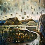 El Cerrio, Landscape Painting